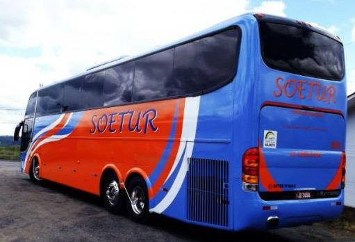 Ônibus LD Leito Total Soetur turismo