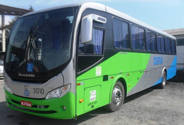 Ônibus Convencional Soetur turismo